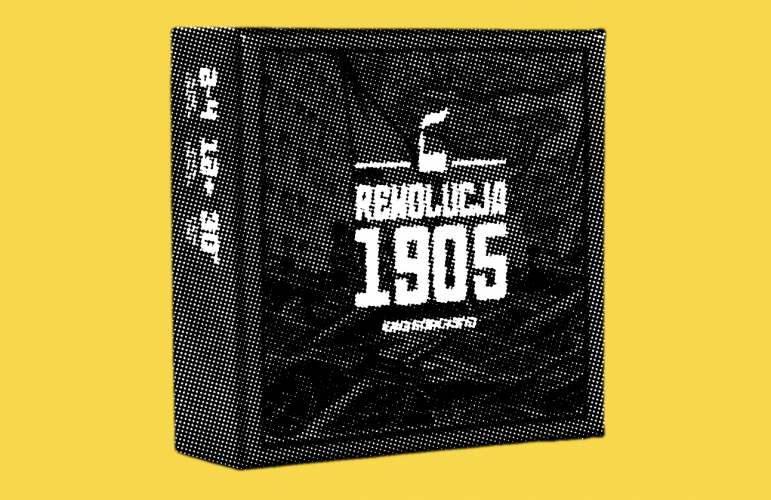 Revolution 1905 – card game